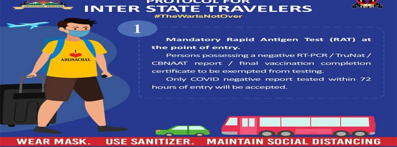 Protocol for Interstate Travel