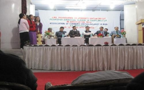 National CME at Pasighat by ACOIN and NPCB